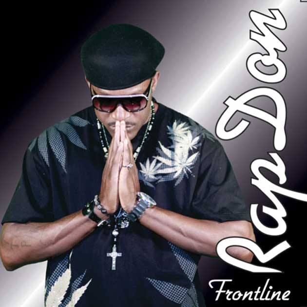 Rapdon has dropped his EP, Frontline