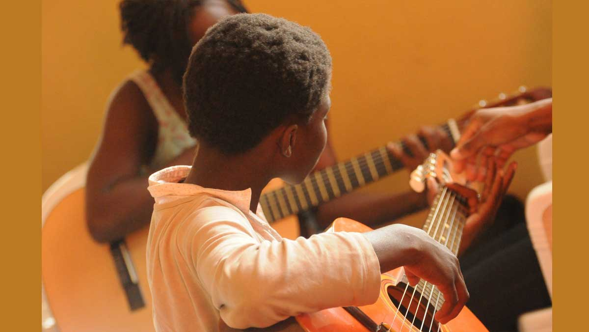 how parents need to support their children music career